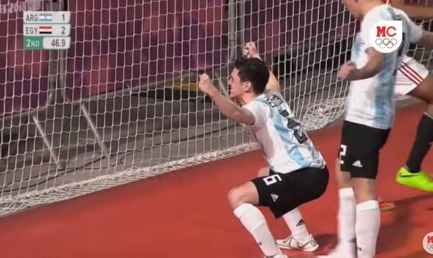 ARGENTINA DEBUTÓ CON EMPATE