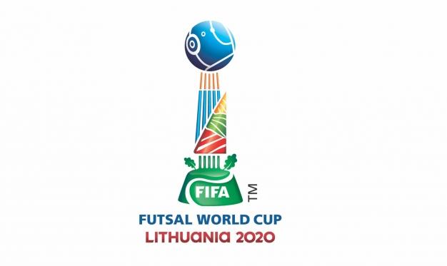 SE DEVELA EL EMBLEMA OFICIAL DE LA COPA MUNDIAL DE FUTSAL DE LA FIFA LITUANIA 2020™