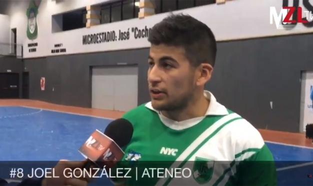"""JOEL GONZÁLEZ: """"TENEMOS GANAS DE ENFRENTAR ESTE TIPO DE PARTIDOS"""""""