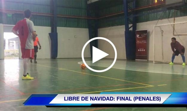 LOS PENALES DEL TÍTULO PARA MZL FC