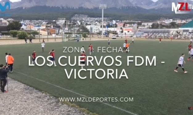 LO MEJOR DE LOS CUERVOS FDM 2-1 VICTORIA