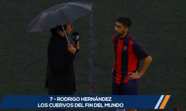 """RODRI HERNANDEZ: """"SEGUIMOS EN LA PELEA"""""""