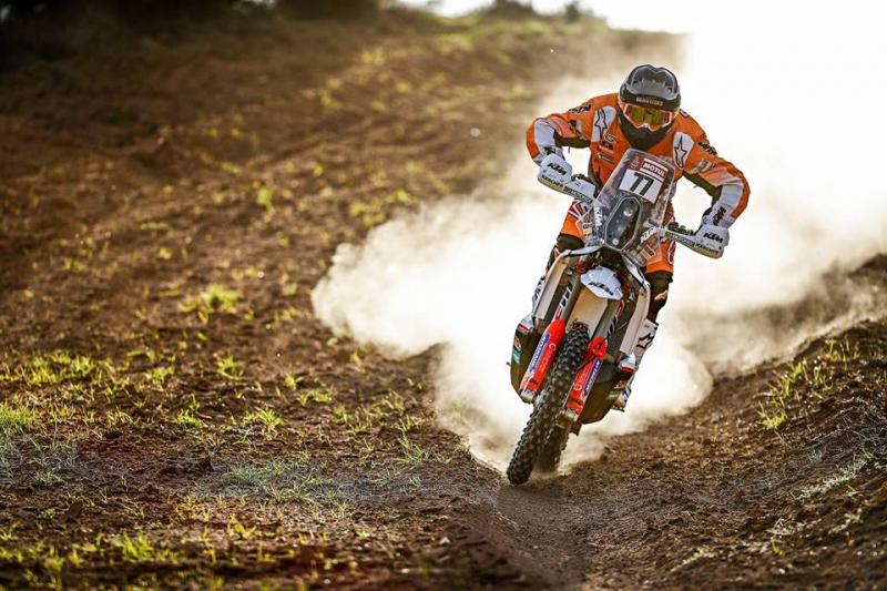Dakar 2019  Luciano Benavides fue la sorpresa sudamericana