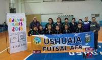 Liga Ushuaiense: Amistosos Selecciones Sub 17 - Futsal AFA