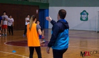 Clínica: Dady Gallardo - Handball