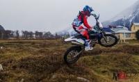 Tino Bleuer pasa a Sherco - Motociclismo