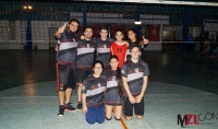 Torneo Relámpago: Mixto - Voley AEP