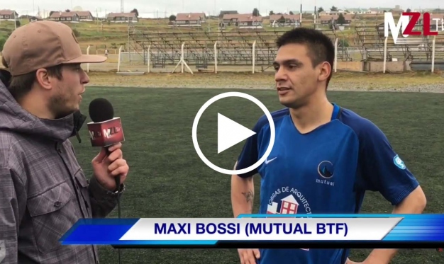 """MAXI BOSSI: """"ESPERO QUE EL DOMINGO QUE VIENE SE ABRA DE VUELTA"""""""