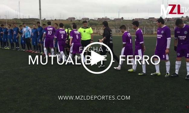 MUTUAL BTF 2-0 FERRO: EL COMPACTO