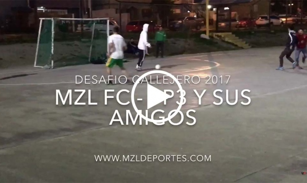 MZL FC DESPIDIÓ EL AÑO JUNTO A PP3 Y SUS AMIGOS