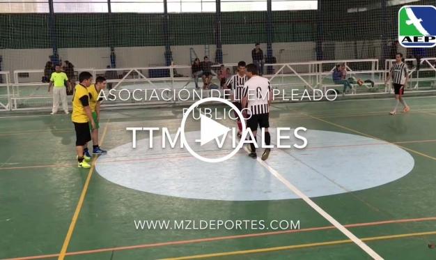 TTM 5-2 VIALES: OFICIAL PRIMERA